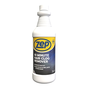 ZEP 10 Minute Hair Clog Remover 1ltr