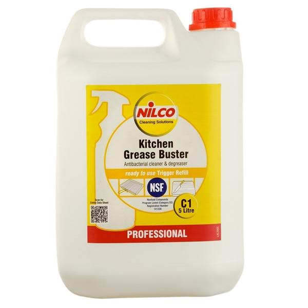 Nilco Kitchen Grease Buster Trade Cleaning Supplies Out Of Eden