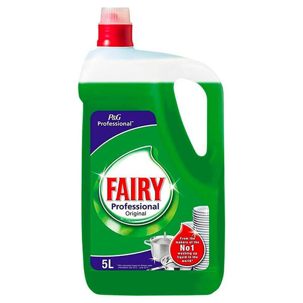 Fairy Liquid Housekeeping Out Of Eden