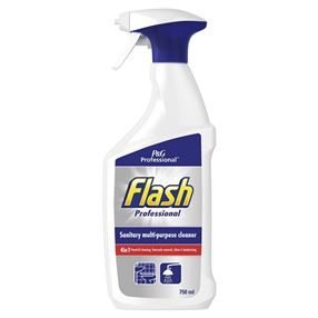 Flash Sanitary Multi-Purpose Cleaner