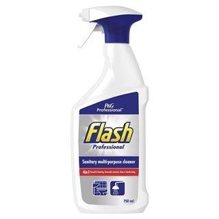 Flash Clean & Shine Bathroom Spray