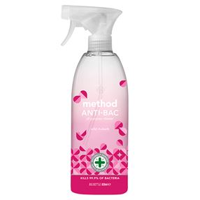 Method Anti-Bacterial All Purpose Cleaner Wild Rhubarb 828ml