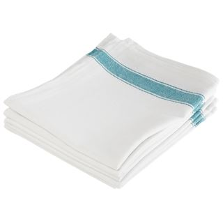 Out of Eden Cotton Glass Cleaning Cloths Pack Of 10