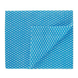 Disposable Handy Cleaning Wipes Blue