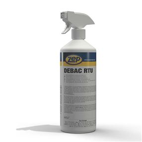 Zep Debac Ready-To-Use Sanitising Spray 1L
