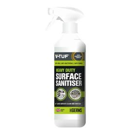 V-TUF Concentrated Anti-Viral Surface & Floor Sanitiser 1Ltr Spray