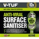 VTUF sanitising surface cleaner 1ltr