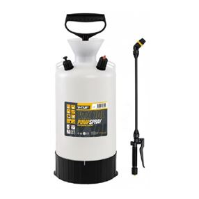 V-TUF Sanitising Compression Pump Sprayer 10 Litre - One