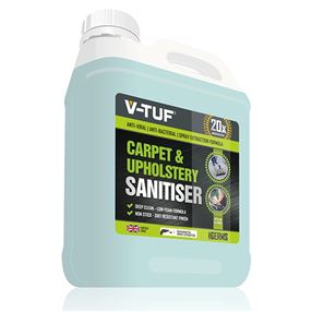 V-TUF Concentrated Anti-Viral Carpet & Upholstery Sanitiser 5Ltr