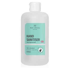 Wax Lyrical Hand Sanitiser Liquid 500ml