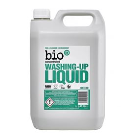 Bio D Washing Up Liquid Refill 5 litre