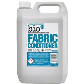 Bio D Fabric Conditioner Refill 5 litre