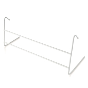 2 Bar Radiator Airer White Pack of 3