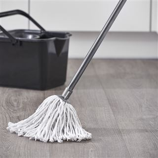 Addis Cotton Mop with Three Piece Handle