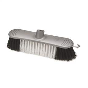 Addis Soft Broom with Three Piece Handle