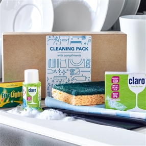 Essentials Cleaning Welcome Pack