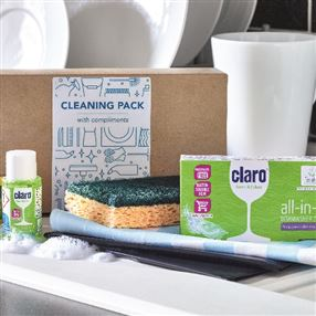 Universal Cleaning Welcome Pack One