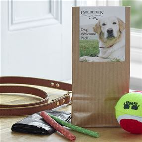 Dog Welcome Pack Pack of 30