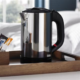 Eco Stainless Steel 0.6 Litre Hotel Kettle
