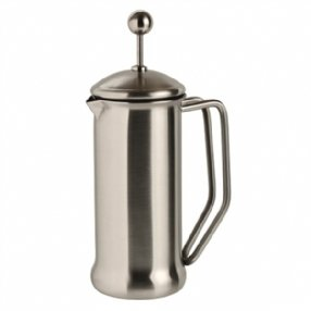 Single Walled Cafetiere / Satin / 3 Cup