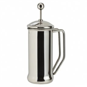 Single Walled Cafetiere / Mirror Polished / 3 Cup