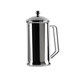 Single Walled 8-Cup Cafetiere - Mirror Polished
