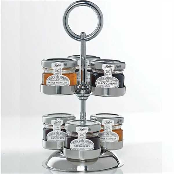 Jam Pot Stand Food Service Out Of Eden