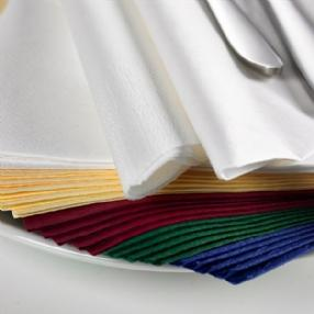 2 Ply Paper Napkins White 39x40cm Pack of 125