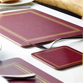 Regency Placemats & Coasters
