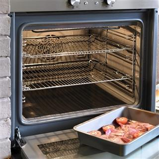 Oven Liners Twin Pack