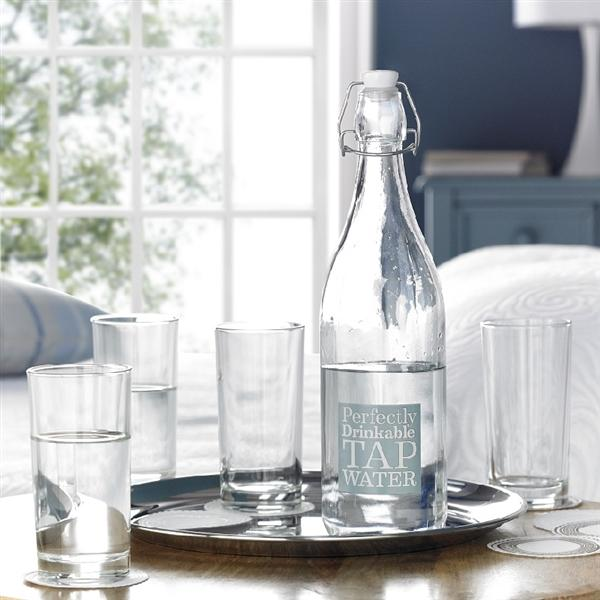 Perfectly Drinkable Tap Water Water Carafe Out Of Eden