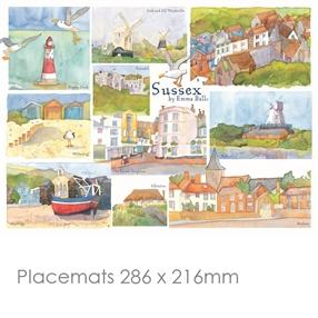 Sussex Place Mats & Coasters