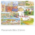 Yorkshire Place Mats & Coasters