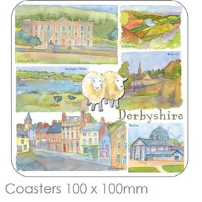 Emma Ball Derbyshire Place Mats & Coasters