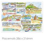 Cornwall Place Mats & Coasters