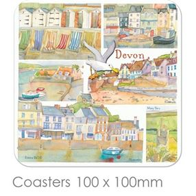 Emma Ball Devon Place Mats & Coasters