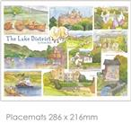 Lake District Place Mats & Coasters