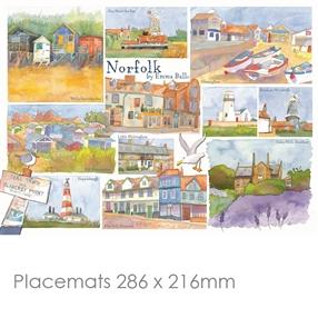 Norfolk Place Mats & Coasters