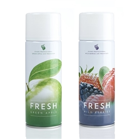 Fresh Air & Fabric Freshener Aerosol Spray 400ml