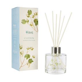 Wax Lyrical RHS Reed Diffuser Soft Cotton 100ml