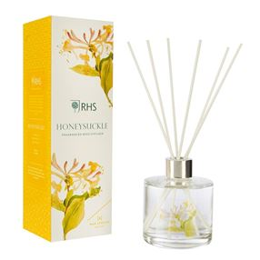 Wax Lyrical RHS Reed Diffuser Wild Honeysuckle 100ml