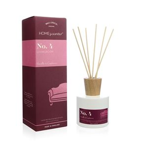 Homescenter Reed Diffuser Vanilla & Cashmere 200ml