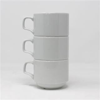 Porcelite Porcelite Stacking Cup