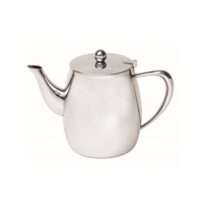 Stainless Steel Tea Pot 35oz (1 Litre)
