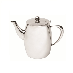 Stainless Steel Coffee Pot 35oz (1ltr)