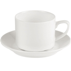 Connoisseur Tea Saucer for Stacking Cup
