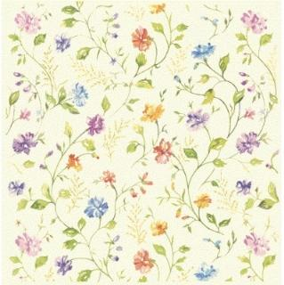 Floral Scented Drawer Lining Paper