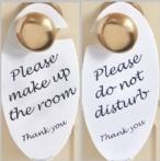 Do Not Disturb Signs