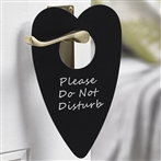 Wooden Do Not Disturb Door Hanger