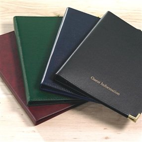 Chetham Guest Information Folders